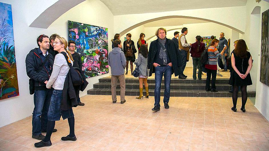 Nová galerie zabírá plochu 456 metrů čtverečních.