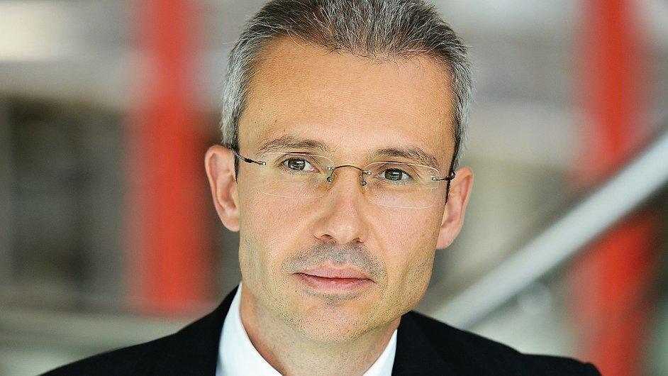 Pavel Šiška, vedoucí partner oddělení poradenských služeb společnosti Deloitte
