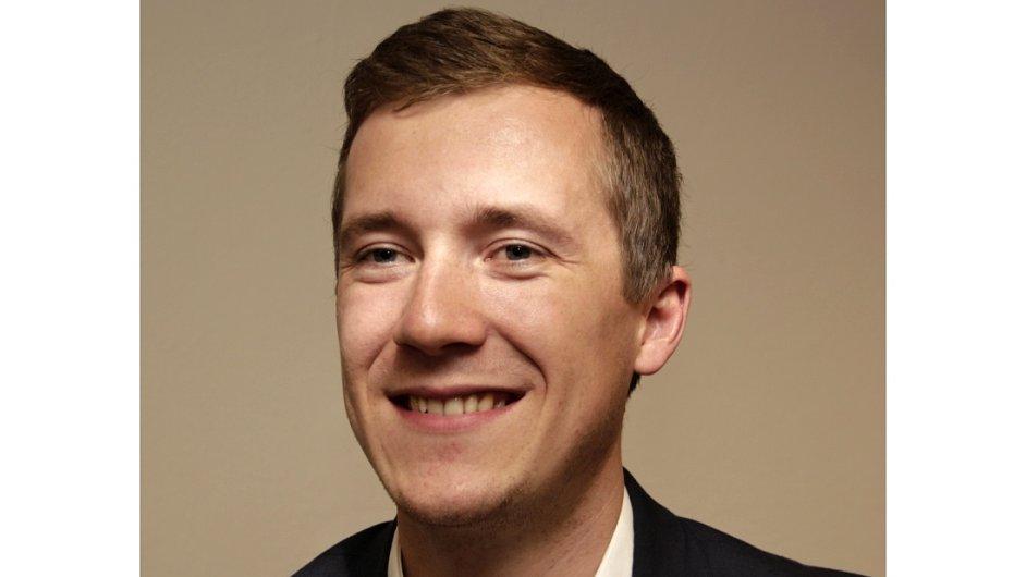 Tomáš Chumchal, Key Account Manager pro Českou republiku a Slovensko společnosti Axis Communications