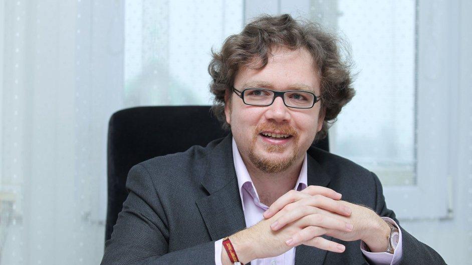 Michal Franěk, ředitel odboru Legislativy finančního trhu ministerstva financí