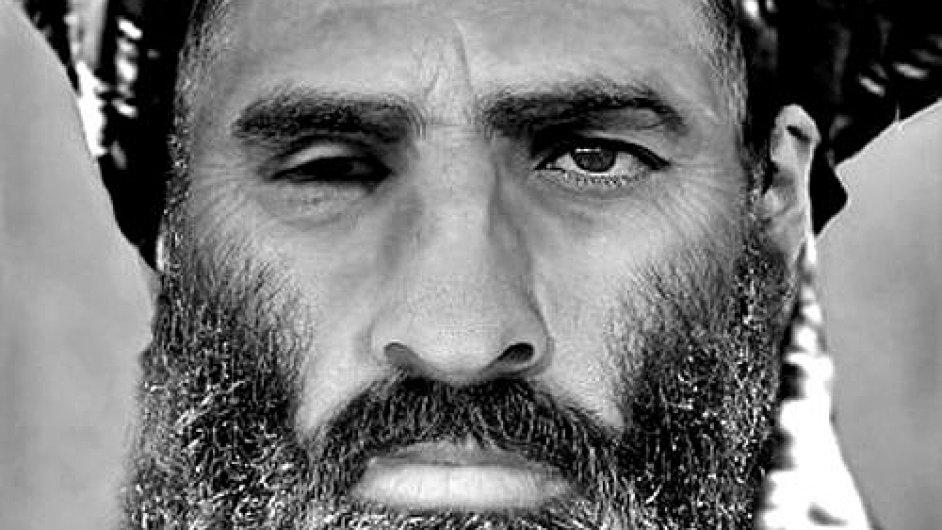 Šéf Tálibánu mulla Muhammad Umar
