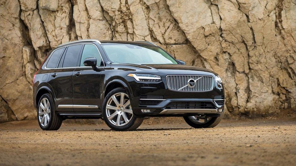 Volvo zdražilo svá nová auta. Nejvíc některé verze nového modelu XC90.