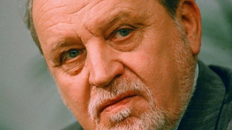 Radim Palouš, první porevoluční rektor Karlovy univerzity