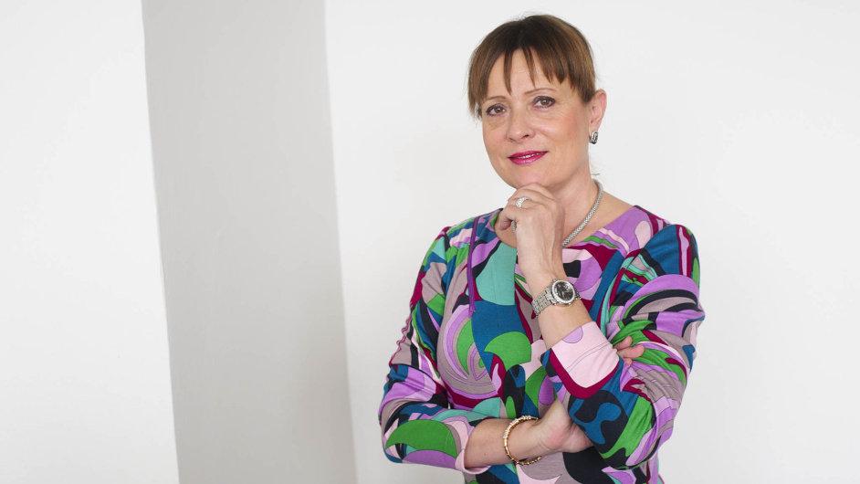 Šéfka Energetického regulačního úřadu Alena Vitásková.