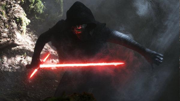 Snímek ze Star Wars: Síla se probouzí
