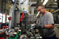 Výrobní linka společnosti Robert Bosch