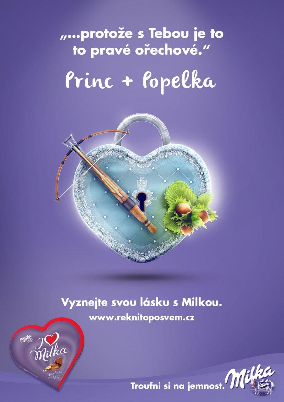 Milka & Popelka