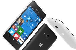 Lumia 550 dokázala nemožné, Windows 10 běží na telefonu za tři a půl tisíce korun