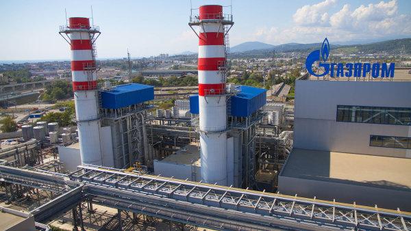 Gazprom ustupuje Evropě, Ukrajinu chce ale odříznout.