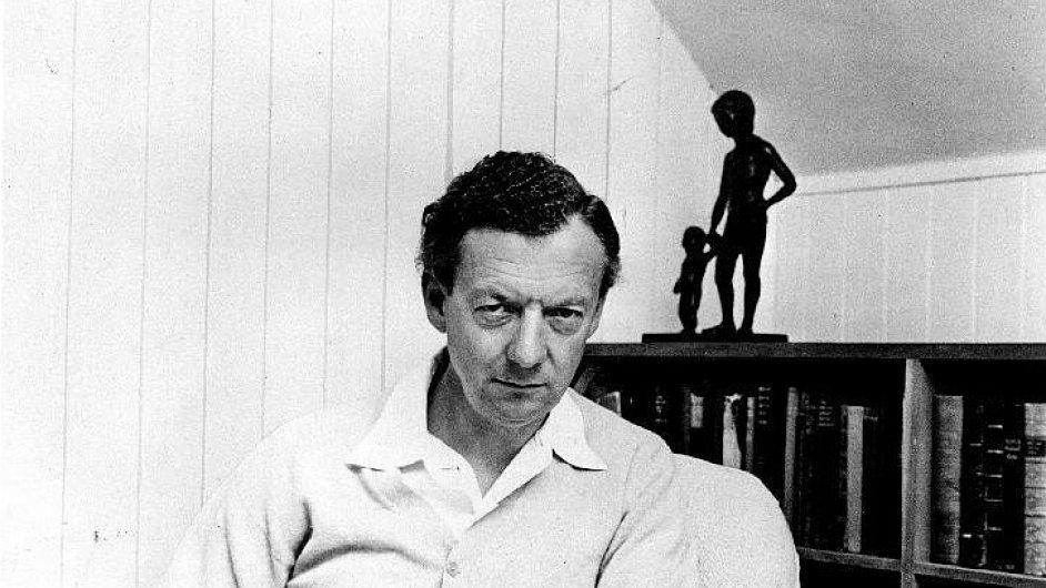 Dvouaktovou operu Zneuctění Lukrecie složil Benjamin Britten (na snímku z roku 1968) v roce 1946.