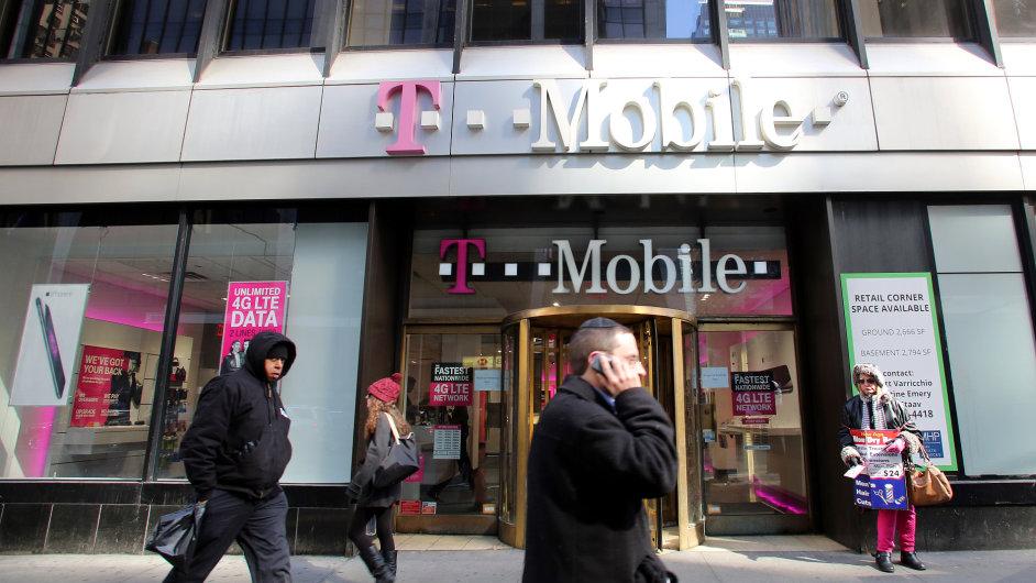 Jednotné řízení českého T-Mobile a Slovek Telekomu přinese výměnu zkušeností a nové služby pro domácnosti, říká ředitel Vašina - Ilustrační foto.