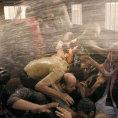 Arabsk� jaro v Cannes: Egyptsk� re�is�r sv�j film �ty�i t�dny nat��el v policejn�m antonu
