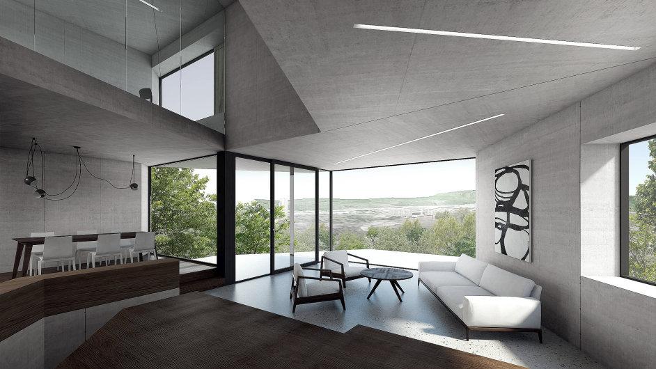 Chybik Kristof Architects Urban Designers vila Bratislava3