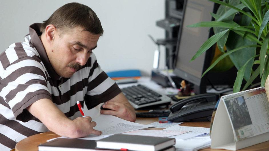 Vsoučasnosti Ergotep zaměstnává 260 lidí, znichž 85 procent jsou osoby se zdravotním postižením.