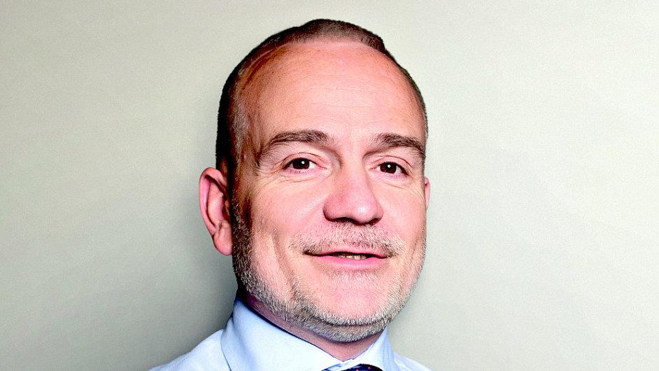 Ivo Kramoliš, ředitel divize Služeb společnosti Microsoft Česká republika a Slovensko
