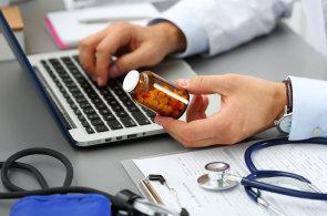 Jednotný postup v budování elektronického systému zdravotnictví má v blízké budoucnosti zajistit národní strategie, kterou připravuje ministerstvo zdravotnictví - Ilustrační foto.