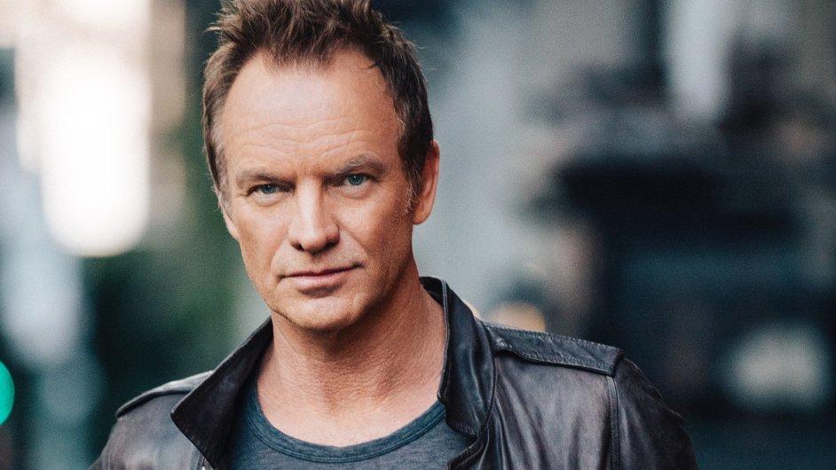 Sting na festivalu Metronome vystoupí 23. nebo 24. června 2017.
