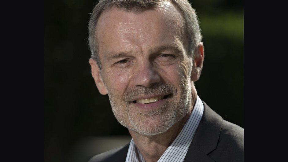 Jiří Kysela, generální ředitel společnosti Dell EMC v České republice
