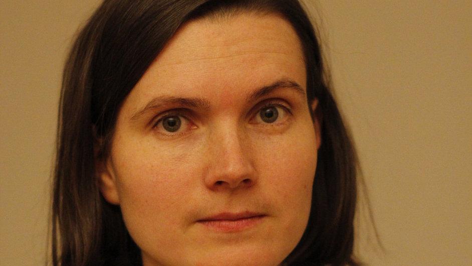 Na snímku Anna Hulačová.