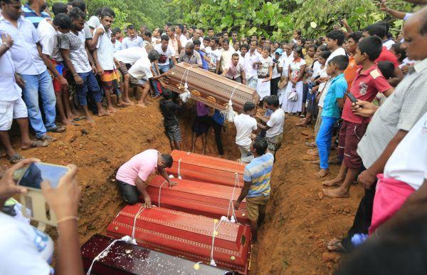 Záplavy na Srí Lance mají už 146 obětí, Srí Lanka