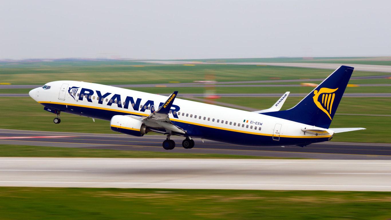 Aerolinky Ryanair