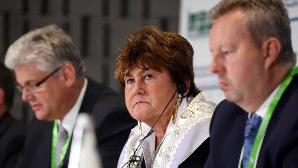 Zsuzsanna Jakabová, regionální ředitelka Světové zdravotnické organizace pro Evropu
