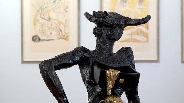 Výstava v Galerii Moderna potrvá do 10. září.