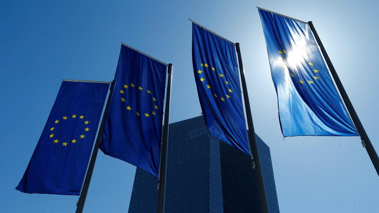 EU, eurozóna, ECB