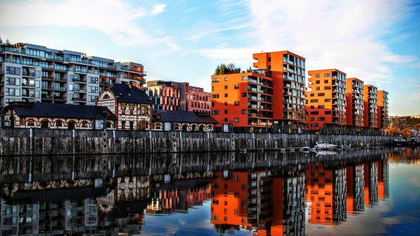 Podle analytika Petra Hány první polovina roku byla z hlediska nabízených nových bytů nejlepší od konce krize. Přinesla 3376 bytů - Ilustrační foto.