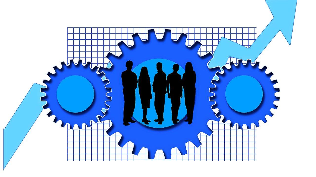 Růst mezd letos zpomalí, nedostatek zaměstnanců potrvá, ilustrace