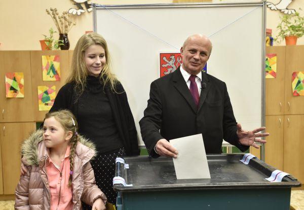 prezidentské volby 2018, Michal Horáček