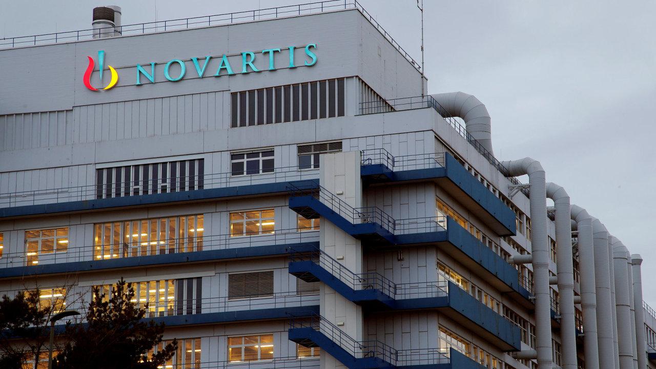 Švýcarská farmaceutická společnost Novartis kupuje firmu, která vyvíjí lék na spinální svalovou atrofii.