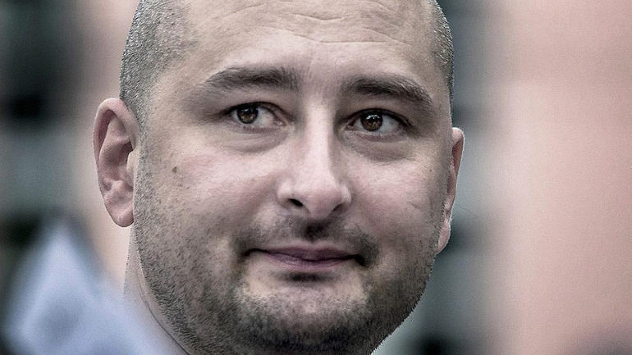 Babčenko byl provokatér, vyhrožovali mu, v Česku nemohl zůstat, neuměli jsme mu pomoci, říká Soukup.