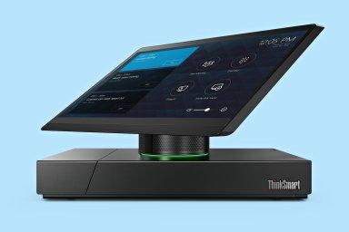 ThinkSmart Hub 500 od Lenova řídí spolupráci v moderních zasedacích místnostech