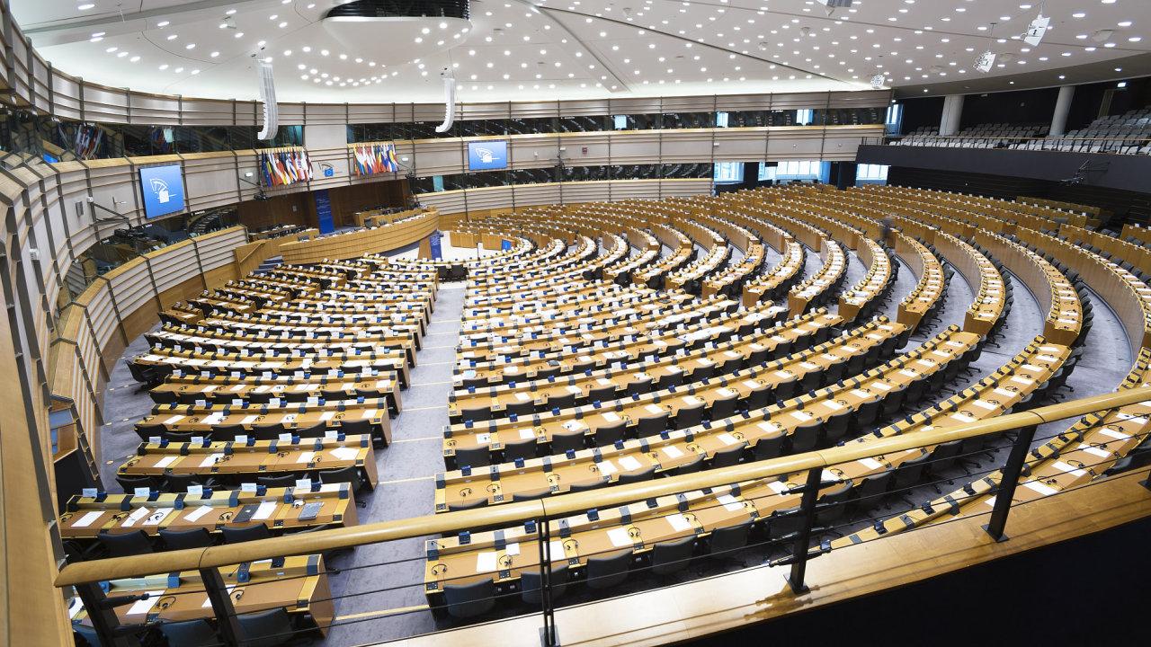 Evropský parlament (Brusel)