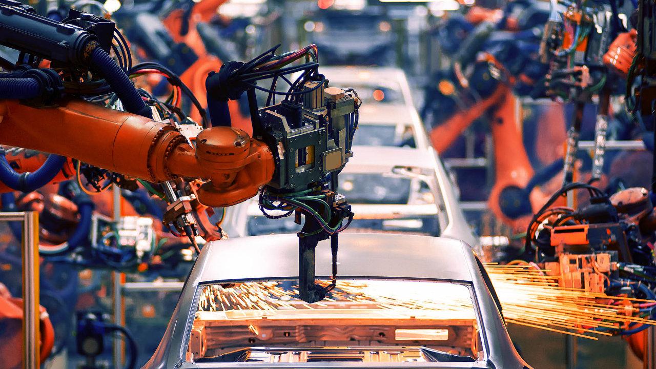 Kolaborativní roboti nahrazují člověka při práci, která je příliš monotónní a zdravotně nevhodná.