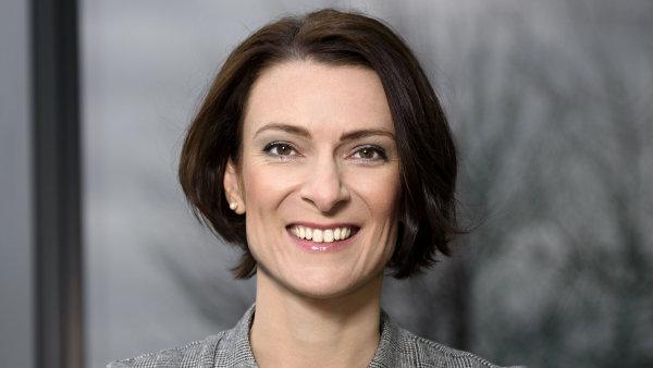 Dana Tomášková, ředitelka O2 TV a digitálních služeb