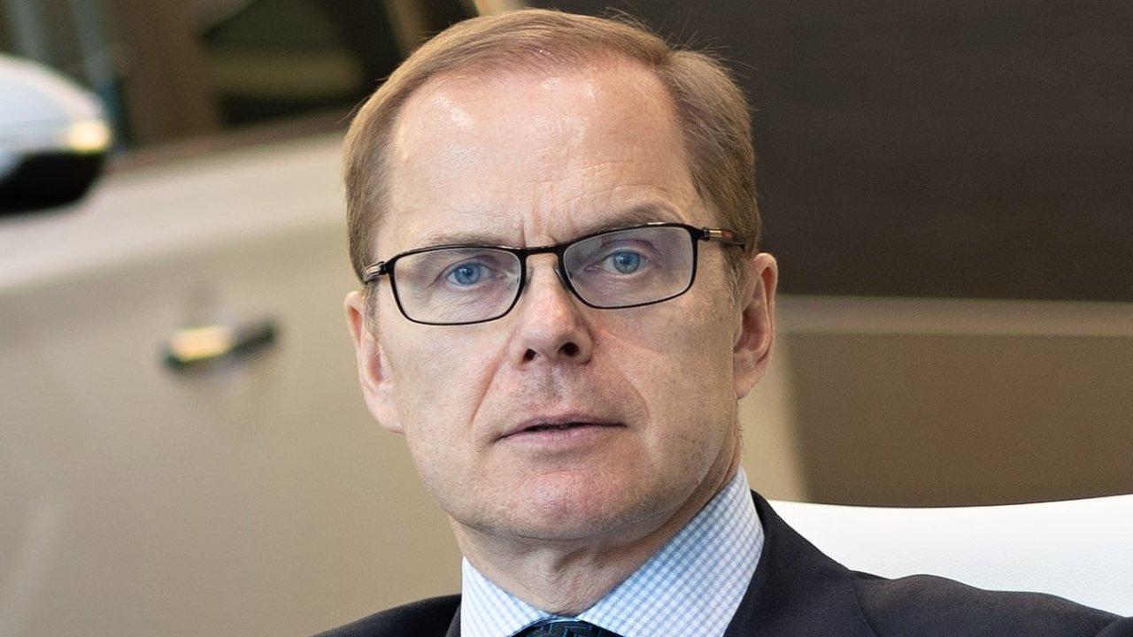 Vladimír Vošický končí na postu generálního ředitele Hyundai Motor Czech