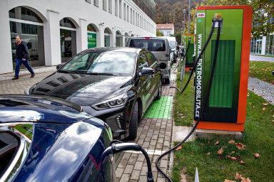 Je elektromobilita správnou cestou? (ilustrační foto)
