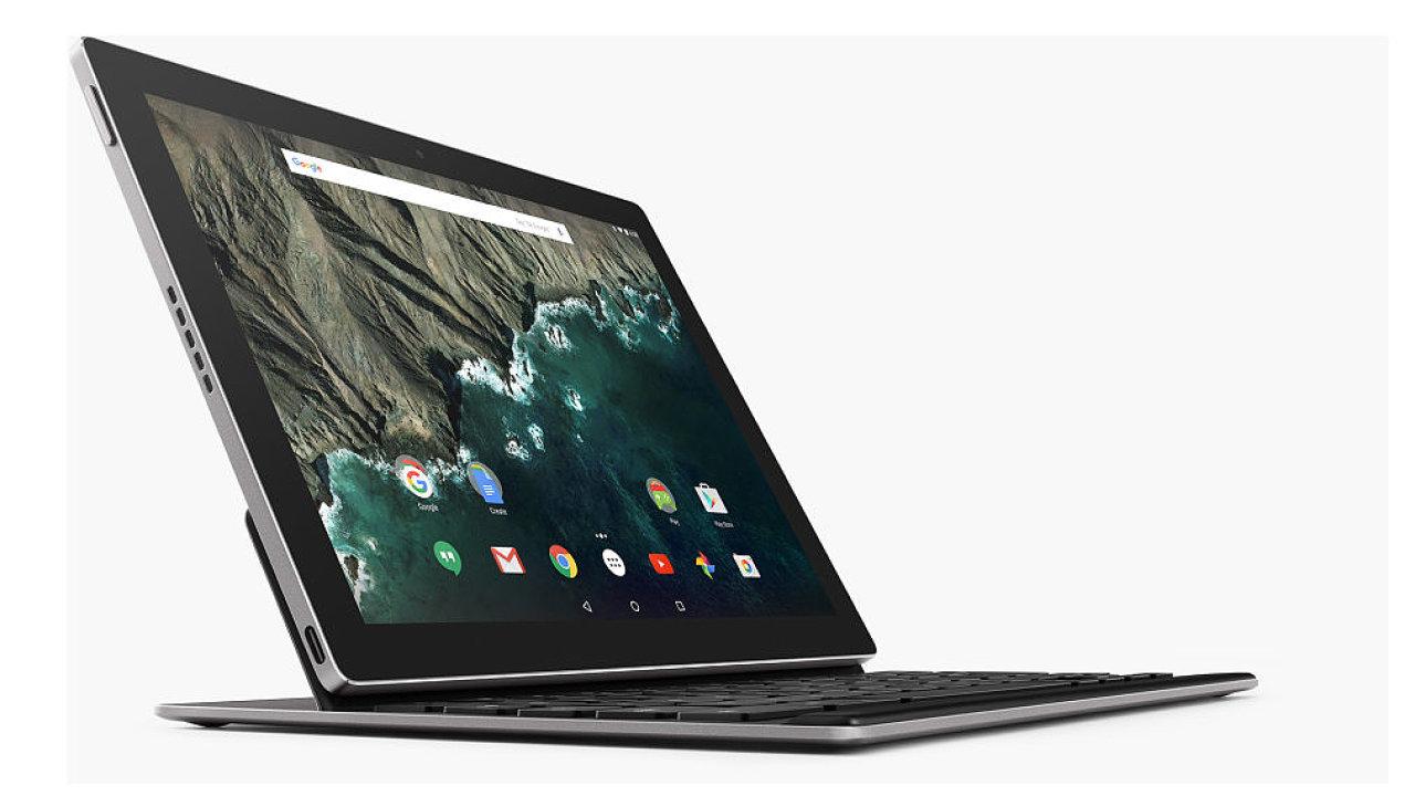 Tablet Google Pixel C si rozumí s klávesnicí, ale Android měl v sobě jen z nouze