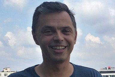 Jaroslav Červinka, obchodní ředitel společnosti Outdoor Concept