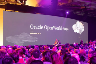 Konference Oracle OpenWorld 2019