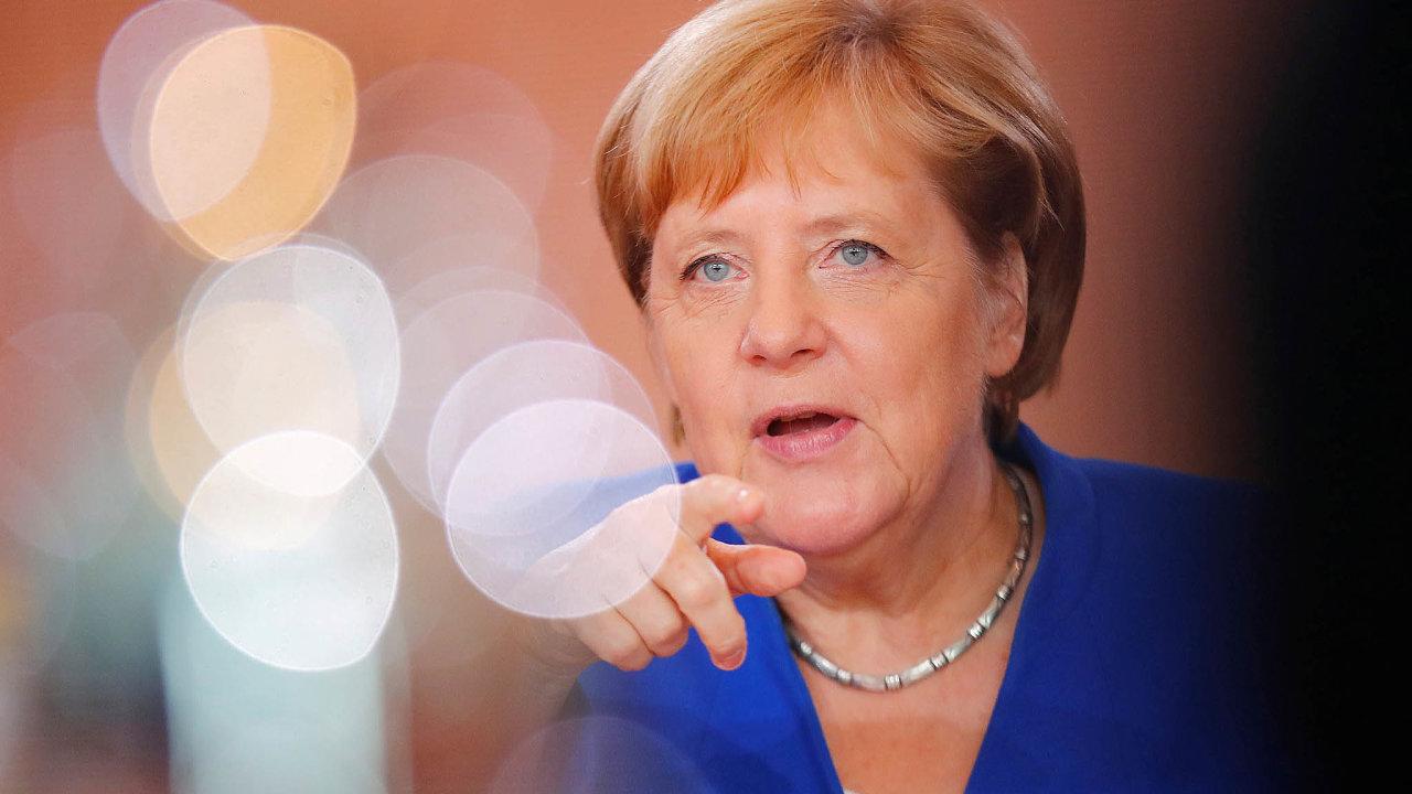 Udá se, že hlavním tématem vlády kancléřky Angely Merkelové, je dnes ochrana klimatu.