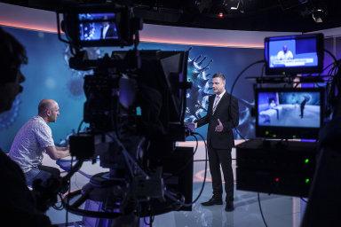 Rada České televize chce, aby televize začala šetřit. Ani úspory však není možné hledat donekonečna. (Ilustrační snímek)