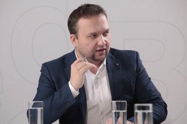 Čerstvě zvolený předseda KDU-ČSL Marian Jurečka.
