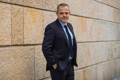 Philippe Riboton, francouzský headhunter aředitel firmy HR Partners Executive Search