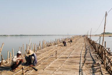 Čína je zdaleka největším producentem a zpracovatelem bambusu na světě - Ilustrační fotografie.