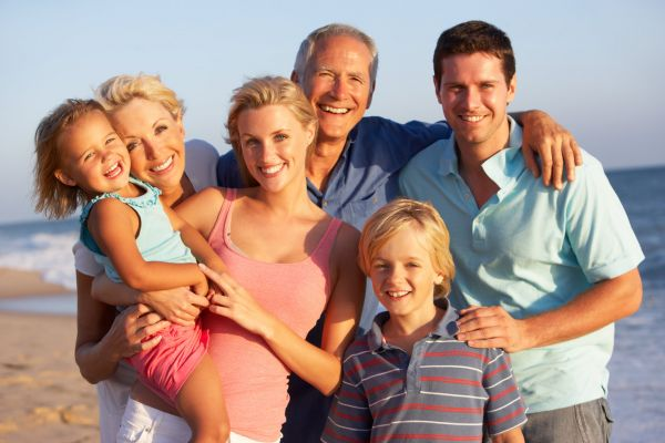 Multigenerační dovolená