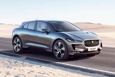 Dostupné také vČesku. Luxusní elektromobil Jaguar I-Pace stojí přes dva miliony korun. Britská automobilka má volnější emisní limity pro svá velká auta se spalovacím motorem.