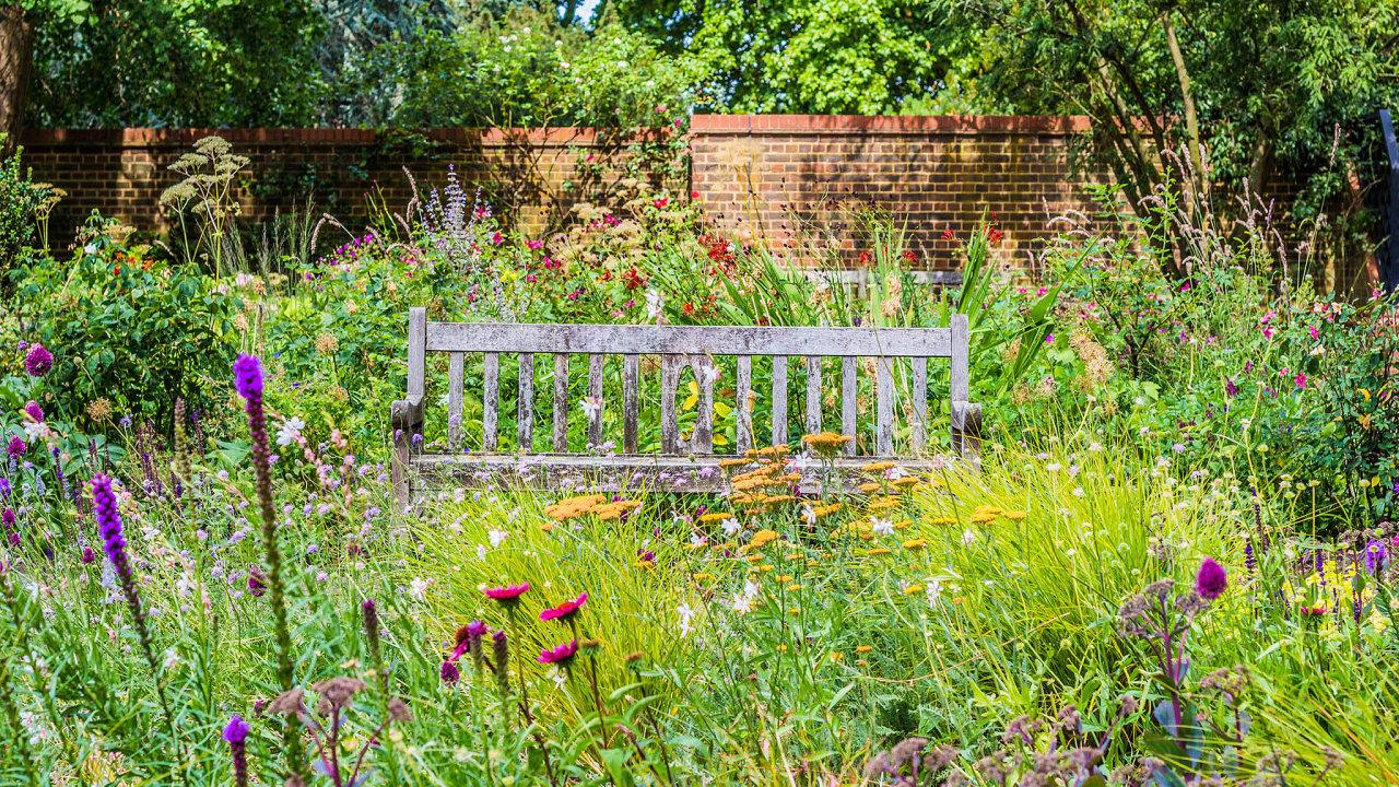 Zevšeho nejdůležitější je mít svou zahradu rád a znát její specifika.